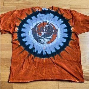 San Francisco GiantsxGrateful Dead Tie Dye ShirtXL